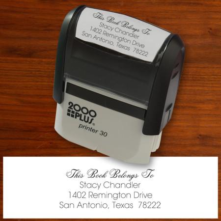 Quick Stamp - Format 2