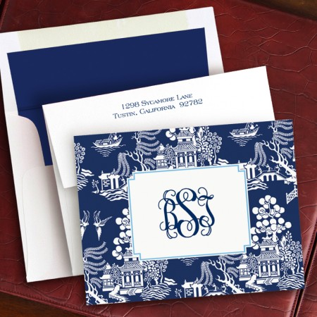 Chinoiserie Notes