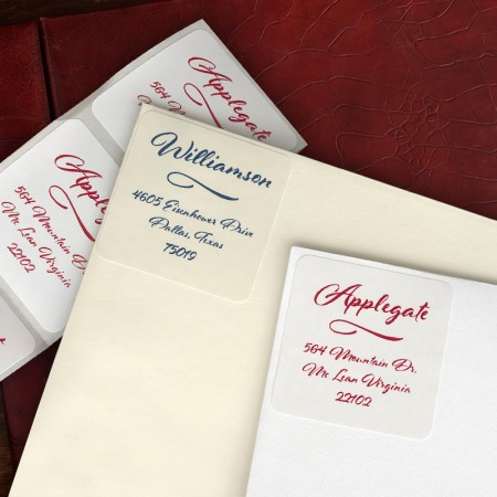 Al Fresco Address Labels