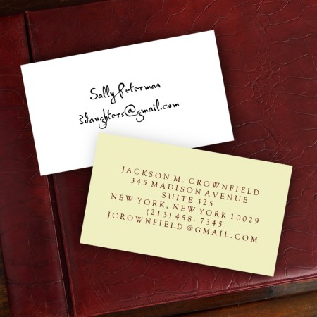 Business/Calling Cards