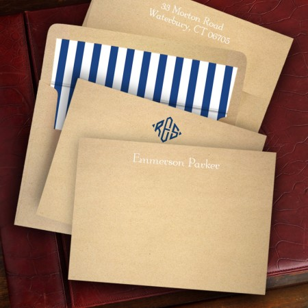 Craft Correspondence Cards