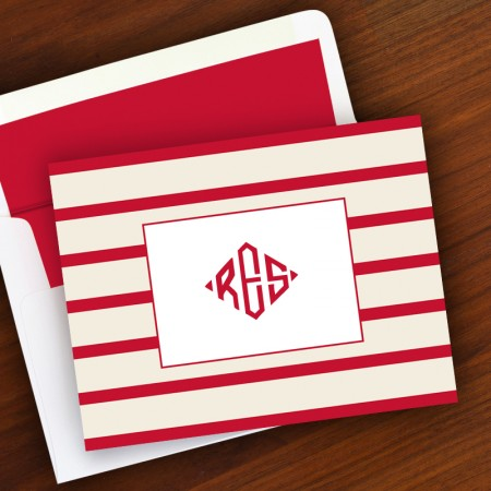 Fashion Notes - with Monogram