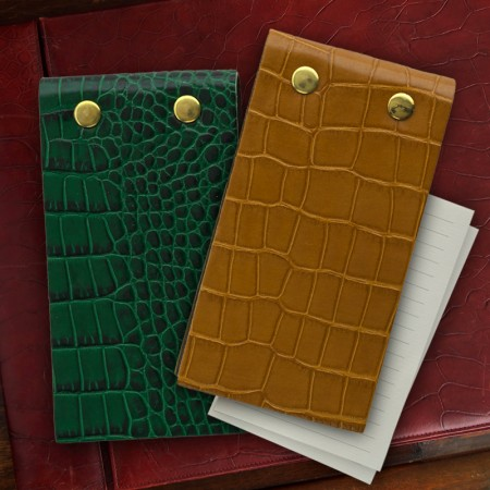 Leather Flip Pads