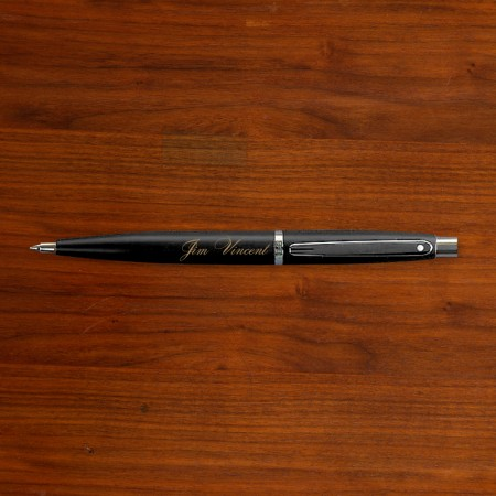 Black Sheaffer® Pen - Personalized