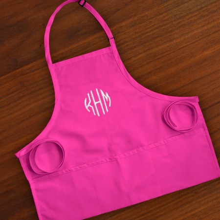 Women's Apron Monogram