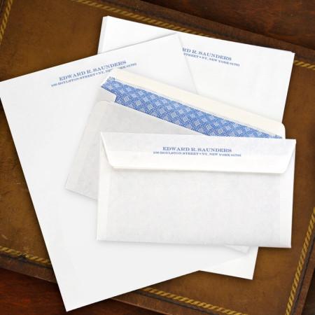 Check Self-Seals & Sheets