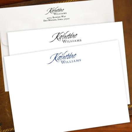Katherine Correspondence Cards
