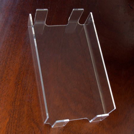 Guest Towel Acrylic Holder