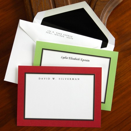 Wide Border Frame Cards