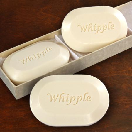 Spa Trio Soap - Name
