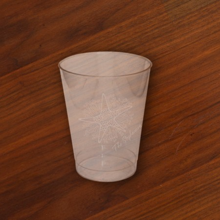 Starfish 10oz Frosted Tumblers