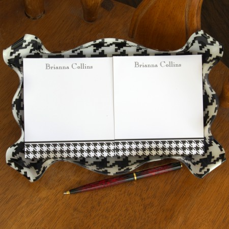 Houndstooth Memos and Holder