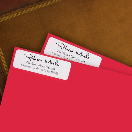 Stylish Address Labels - Format 2
