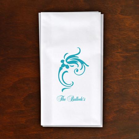 Ornamental Textured Guest Towels - Format 1