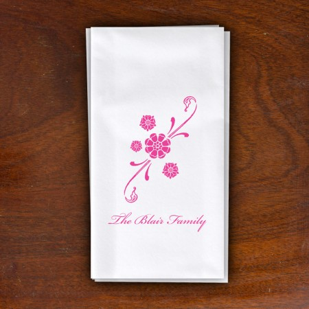 Designer Textured Guest Towels - Format 2