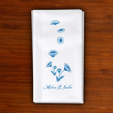 Ornamental Textured Guest Towels - Format 3