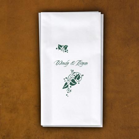 Ornamental Textured Guest Towels - Format 4