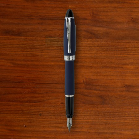 Navy Fountain Pen