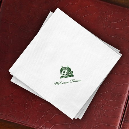 Prentiss Dinner Napkins - House Design