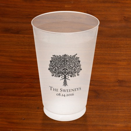 Prentiss Frost Flex Tumbler - Bouquet Design