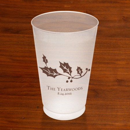 Prentiss Frost Flex Tumbler - Holy Design