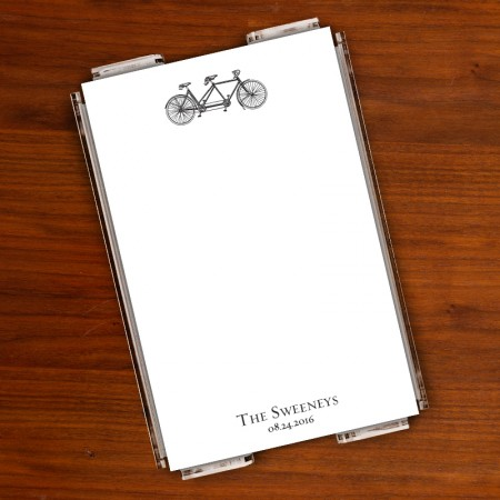 Prentiss Memo Set - Bike Design