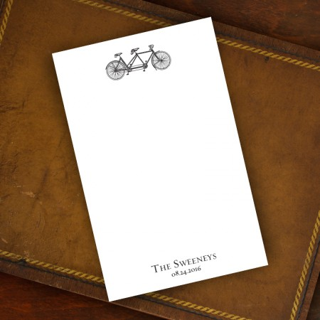 Prentiss Memo Set - Bike Design Refill