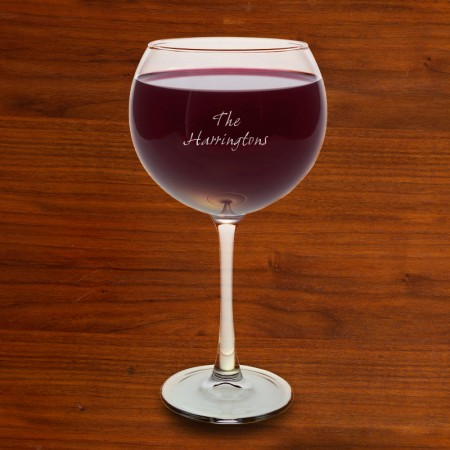 Red Wine Glass Set
