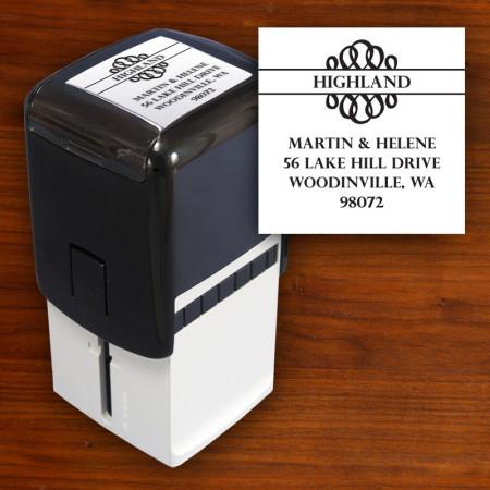 Square Stamper - Format 13