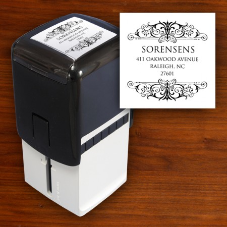 Square Stamper - Format 15