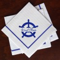 Captain's Wheel Beverage Napkins