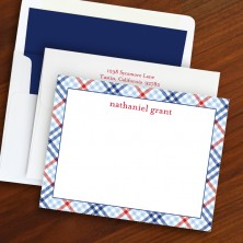Bias Check Blue & Red Correspondence Cards