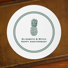DYO Letterpress Coasters