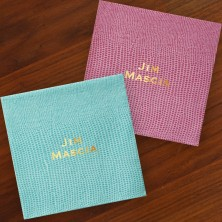 Caspari® Lizard Cocktail Napkins