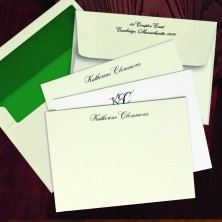 Antique Correspondence Cards