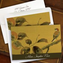 Autumn Bird Notes