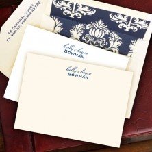 Avonlea Correspondence Cards