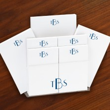 Clever Memo Set - with Monogram