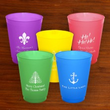 Colorful Designer Party Tumblers