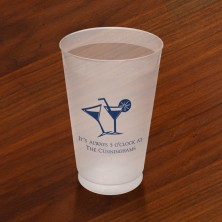 DYO 14 oz. Frosted Tumblers