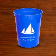 DYO Stadium Cups - Blue
