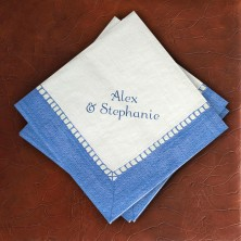 Elegant Caspari® Cocktail Napkins