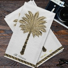 Grand Palm Guest Towels