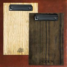 Aspen Wood Clipboard