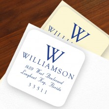 Regency Square Labels