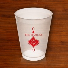 Ornament 14oz Frosted Tumblers