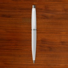 Silver Sheaffer Pen