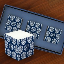 Decorative Mini Self Stick Memo Cubes - Format 10