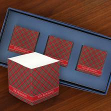 Decorative Mini Self Stick Memo Cubes - Format 12