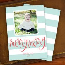 Cabana Photo Card